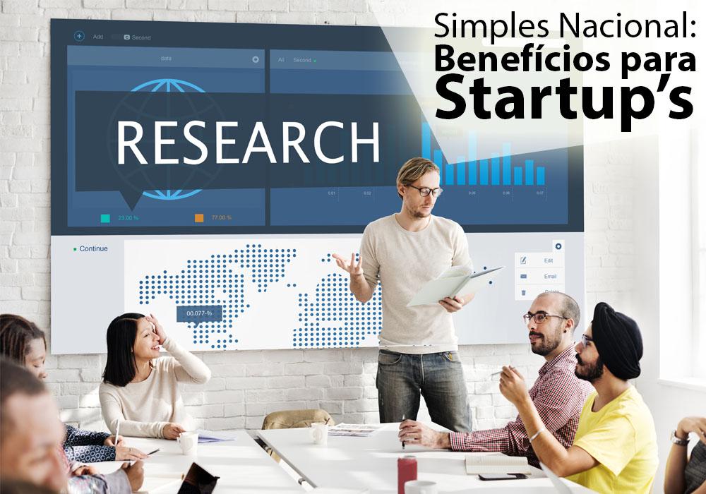 Simples Nacional: Benefícios Para Startup's