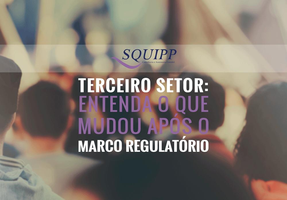 Marco Regulatório Do Terceiro Setor